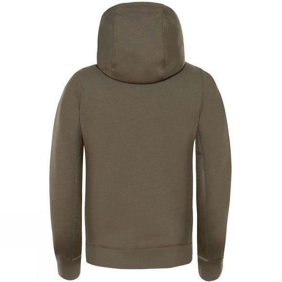 The North Face Boys Mountain Slacker Hoodie 14+ New Taupe Green