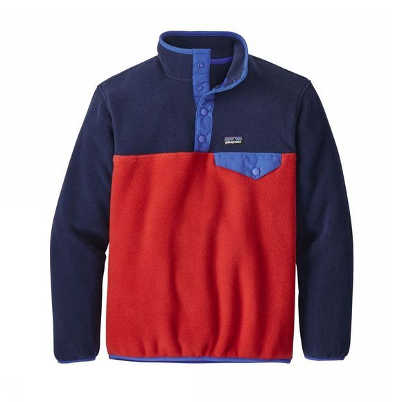 Boys Lightweight Synchilla Snap T Pullover