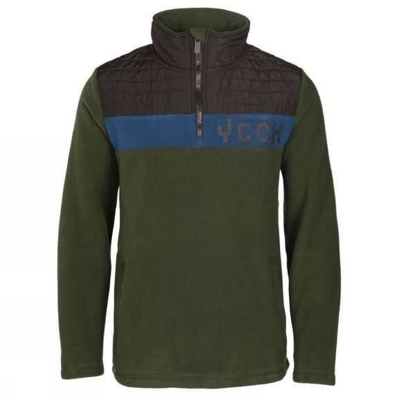 Ayacucho Valenti Junior Fleece 14+ Forest