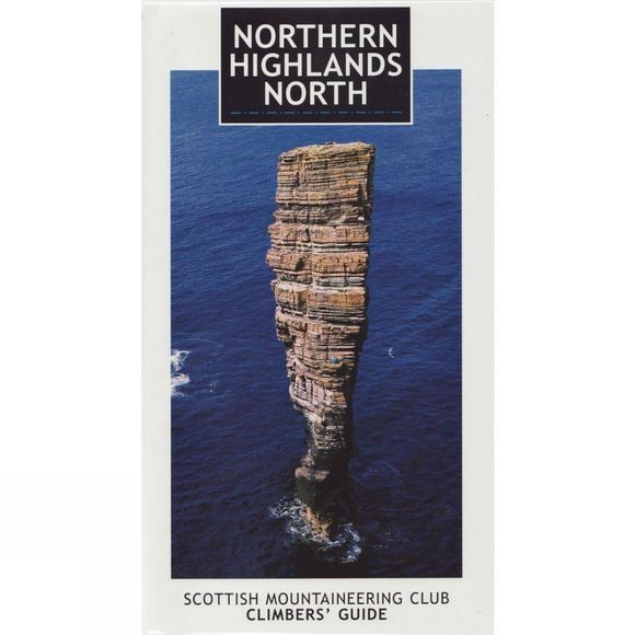 SMC - Guidebooks Northern Highlands North: Scottish Mountaineering Club Climbers' Guide No Colour