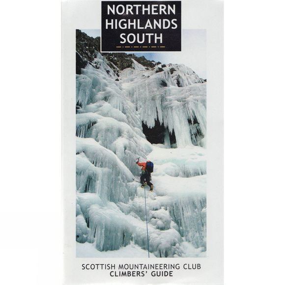 Northern Highlands South: Scottish Mountaineering Club Climbers' Guide