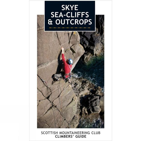 SMC - Guidebooks Skye Sea-Cliffs and Outcrops No Colour