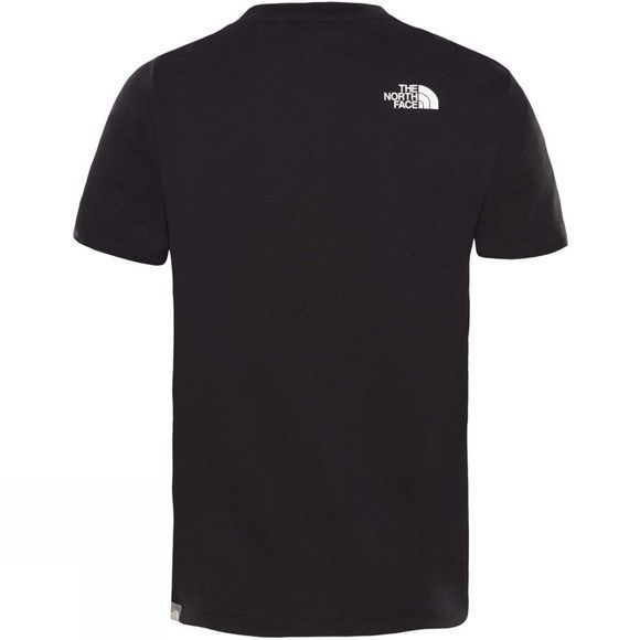 The North Face Easy Tee 14+ TNF Black/TNF White