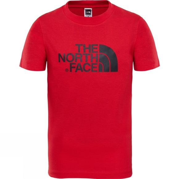 The North Face Easy Tee 14+ TNF Red/TNF Black