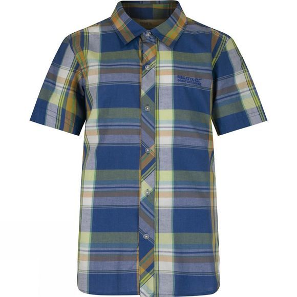 Boys Crayford Short Sleeve Shirt