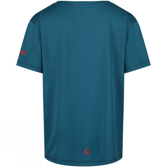 Regatta Kids Alvarado IV SS Tee Sea Blue