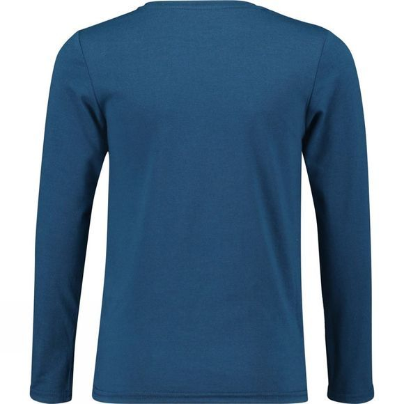Ayacucho Valle Long Sleeve Junior Tee Poseidon