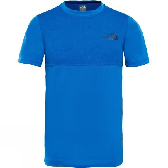 The North Face Boys Reactor T-Shirt Turkish Sea