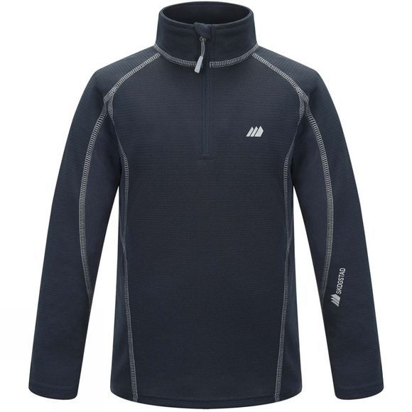 Boys Saeterbakken Zip Top 14+