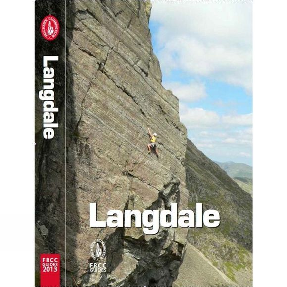 FRCC Langdale: FRCC Guide No Colour