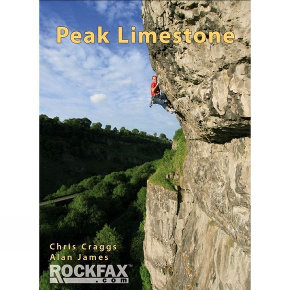 Rockfax Peak Limestone: Rockfax Climbing Guide No Colour