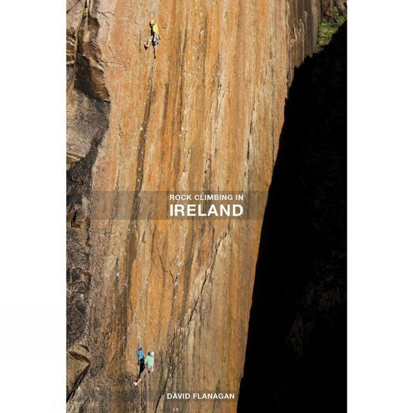 Three Rock Books Rock Climbing in Ireland 1st Edition, November 2014