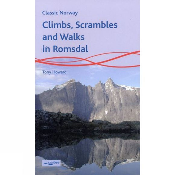 Cordee Climbs, Scrambles and Walks in Romsdal No Colour