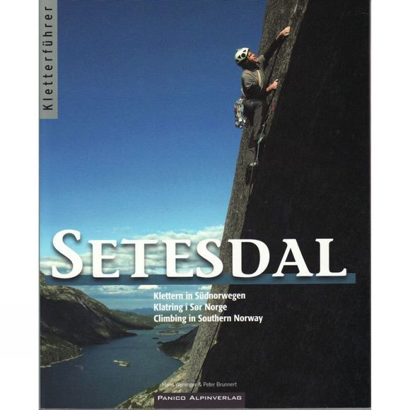 Setesdal: Climbing in Southern Norway