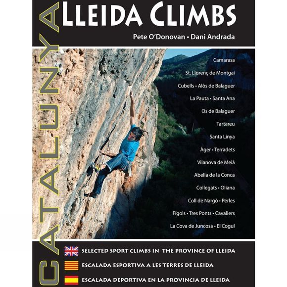 Pod Climbing Lleida Climbs No Colour