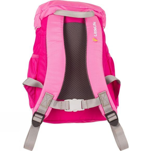 LittleLife Kids Alpine 4 Rucksack Bright Pink