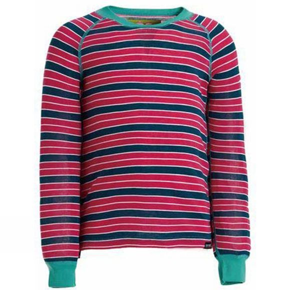 Regatta Kids Elatus Long Sleeve Top Duchess Stripe
