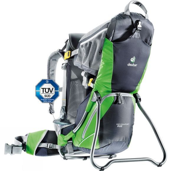 Deuter Kid Comfort Air Child Carrier Graphite / Spring