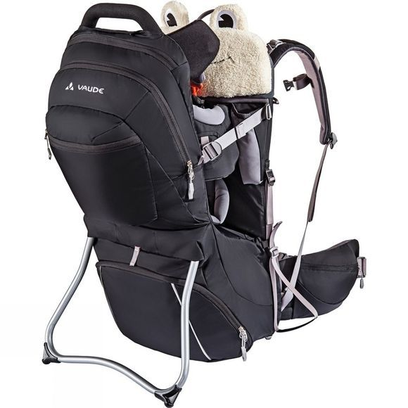 Vaude Shuttle Premium Child Carrier Black