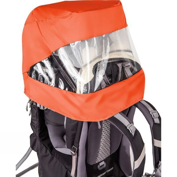 Vaude Shuttle Sun and Rain Cover Orange