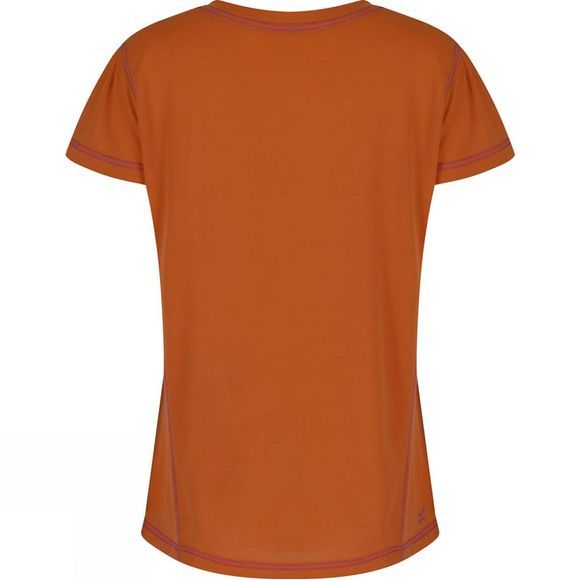 Regatta Kids Motion II T-Shirt Age 14+ Magma Orange