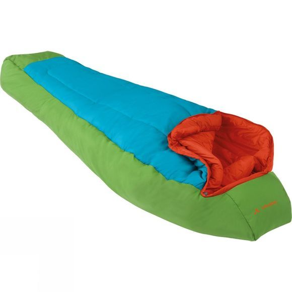 Vaude Kids Dreamer Adjust 350 S Sleeping Bag Apple