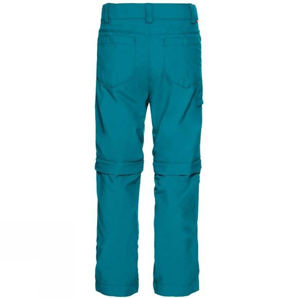 Vaude Kids Detective Zip Off Pants II Atoll