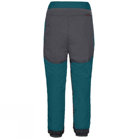 Vaude Boys Kids Caprea III Pants Petroleum