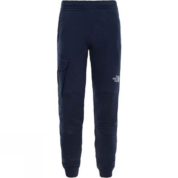 The North Face Boys Y New Drew Peak Po Pant Cosmic Blue