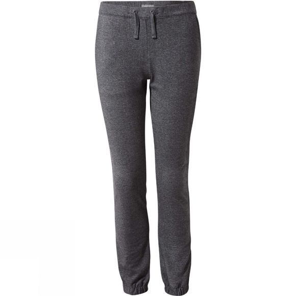 Craghoppers Boys NosiLife Alfeo Trouser Black Pepper Marl