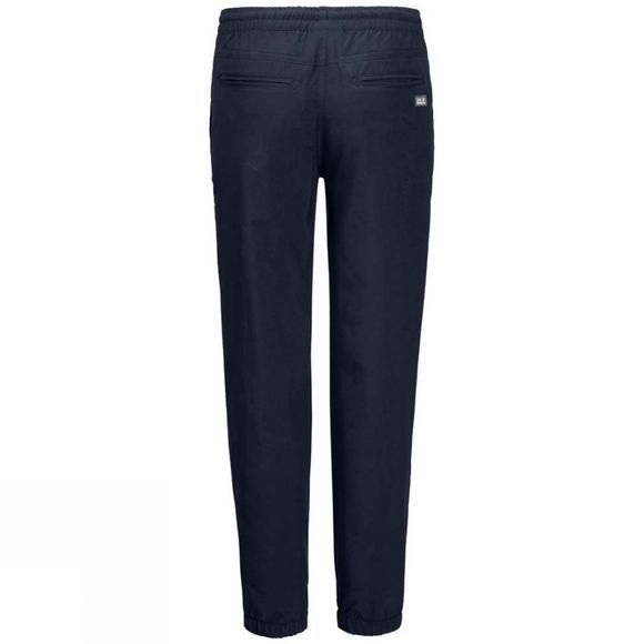 Jack Wolfskin Boys Cat Bay Pants Midnight Blue