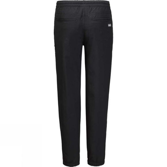 Jack Wolfskin Boys Cat Bay Pants Black