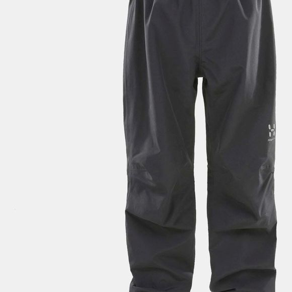 Haglofs Boys Mila Pant True Black