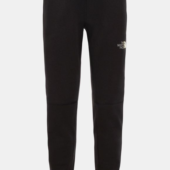 The North Face Boys Slacker Cuffed Pant TNF Black