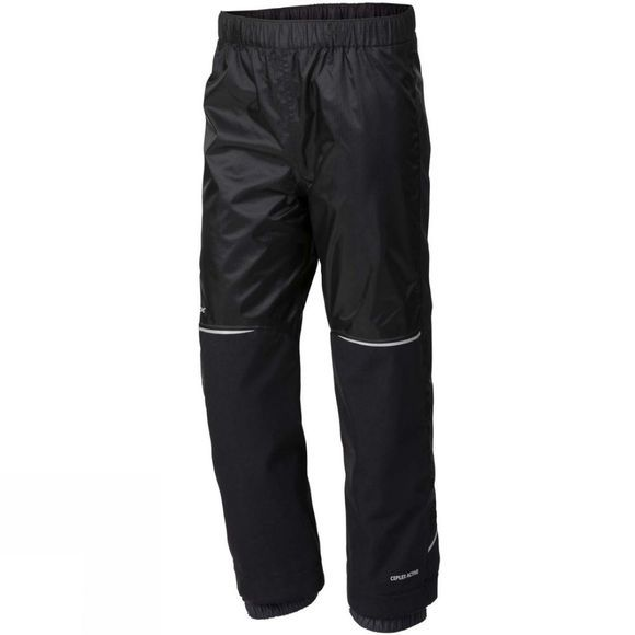 Vaude Boys Escape Pants V Black