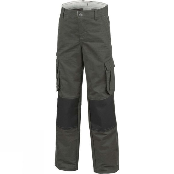 Columbia Youths Pine Butte Cargo Pants Age 14+ Grill / Black