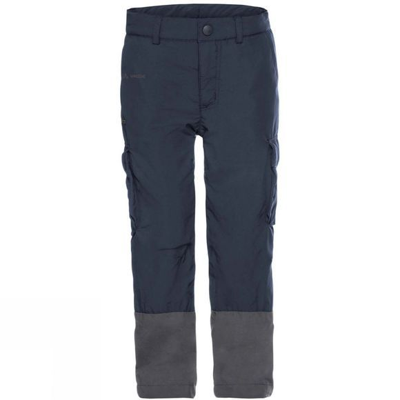 Vaude Boys Detective Cargo Pants 14+ Eclipse