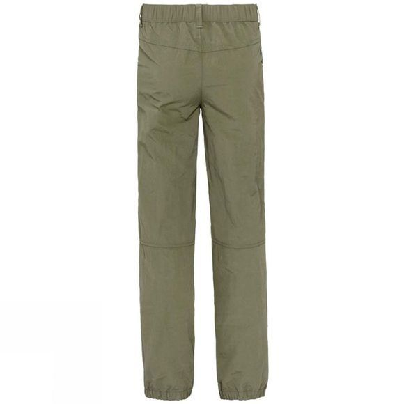 Jack Wolfskin Boys Lakeside Pants Khaki