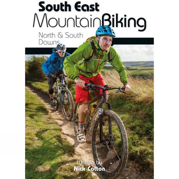 Vertebrate Publishing South East Mountain Biking: North and South Downs No Colour