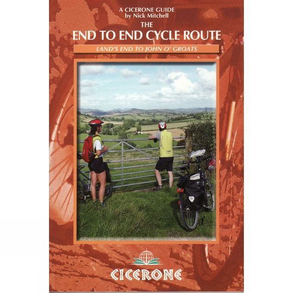 Cicerone The End to End Cycle Route: Land's End to John O'Groats No Colour