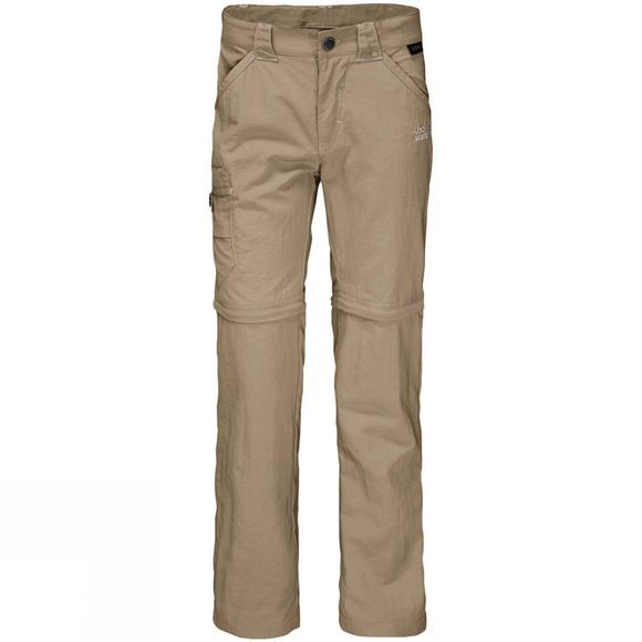Kids Safari Zip Off Pants