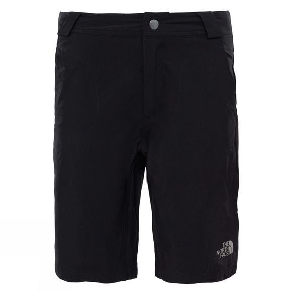 The North Face Boys Exploration Shorts TNF Black