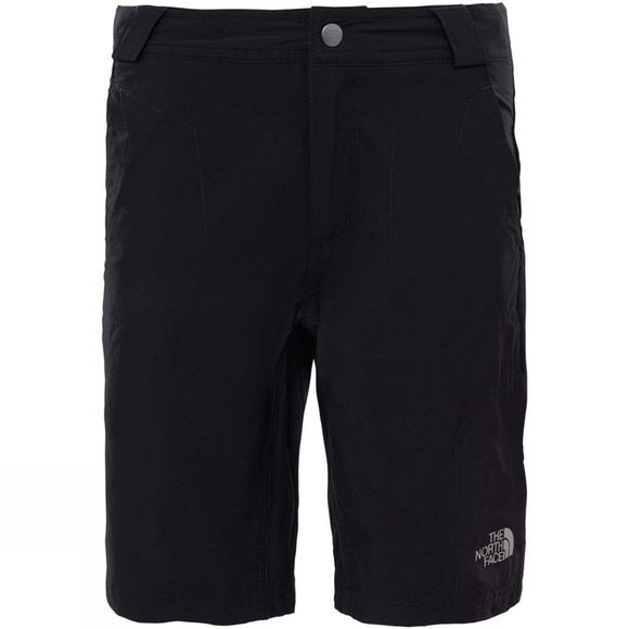 The North Face Boys Exploration Shorts Age 14+ TNF Black