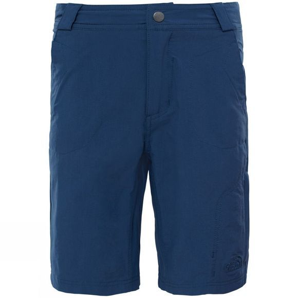 The North Face Boys Exploration Shorts Age 14+ Shady Blue