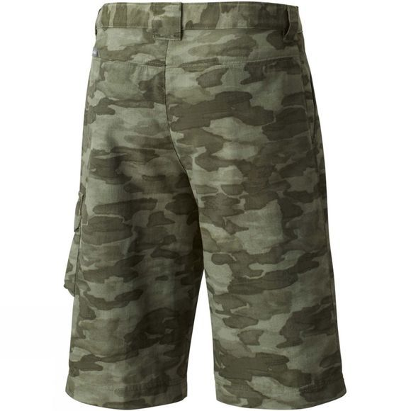 Boys Silver Ridge Printed Shorts
