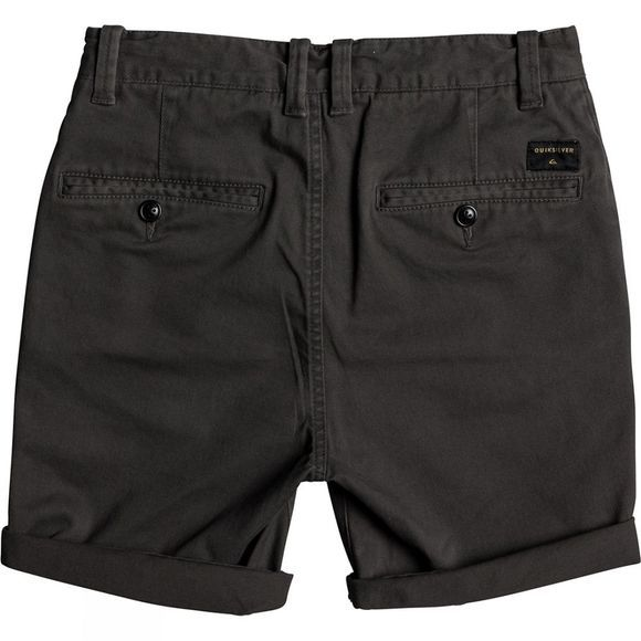 Quiksilver Kids Krandy Short Youth Raven
