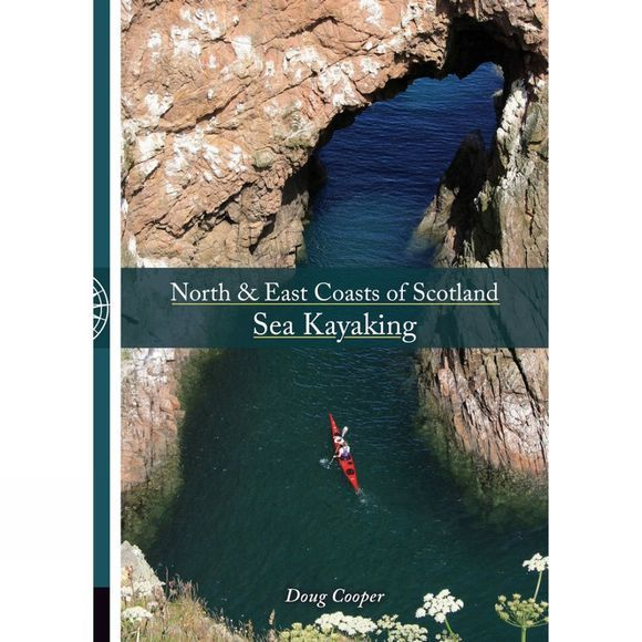 Pesda Press North and East Coasts of Scotland Sea Kayaking No Colour