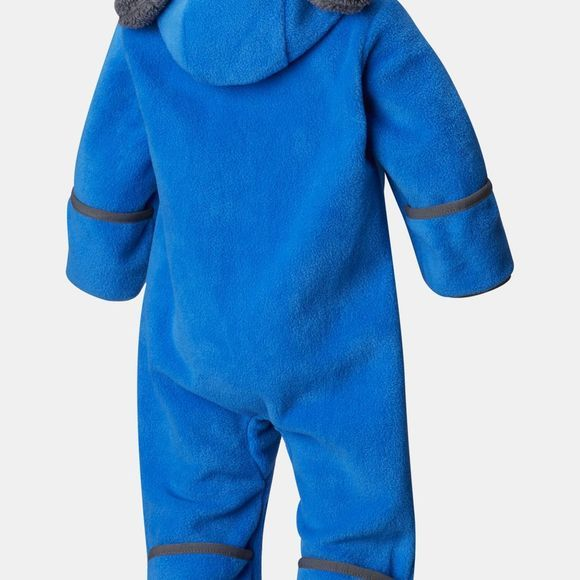 Columbia Toddlers Tiny bear II Bunting Super Blue