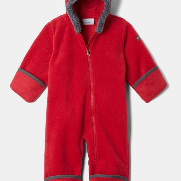 Columbia Toddlers Tiny bear II Bunting Mountain Red