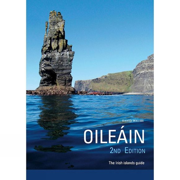 Pesda Press Oileain: The Irish Islands Guide No Colour